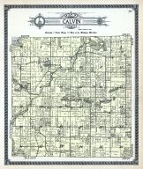Calvin Township, Cass County 1914